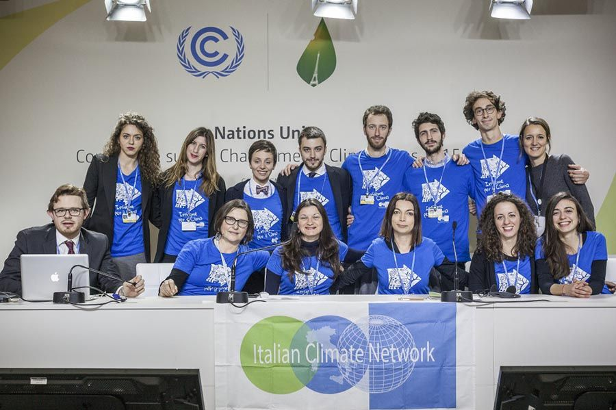 bis UNFCCC COP21 Paris ICN Youth Delegation