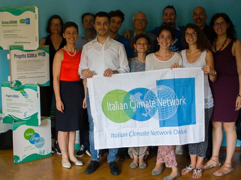 Italian Climate Network – School Project Training Day 2016